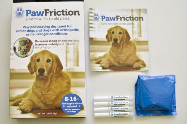 New Pawfriction 2021 for senior dogs